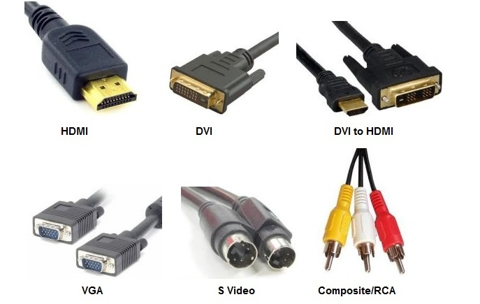 Is how to connect a laptop or pc to your tv the first thing you need